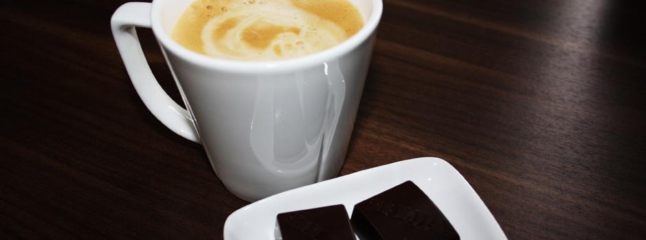 Kaffestart på dagen!