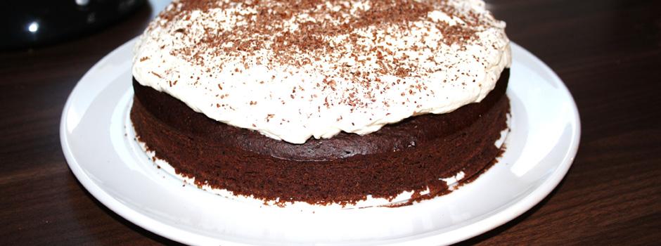 Sjokoladekake fra Funksjonell Mat