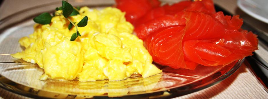 Eggerøre og ørret