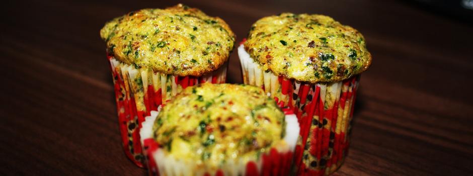 Oste-muffins!